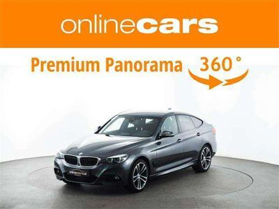 gebraucht BMW 320 Gran Turismo d xDrive M Sport Aut LED GARANTIE 04/22 NAVI HA
