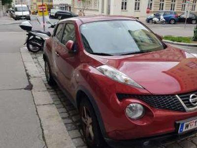 used Nissan Juke 1,6 Tekna CVT