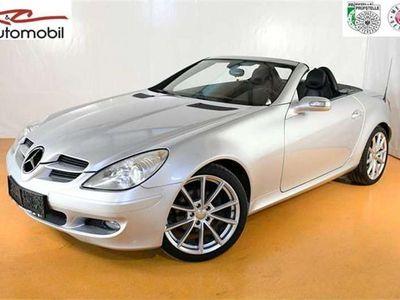 gebraucht Mercedes SLK200 SLK-KlasseKompressor Cabrio / Roadster