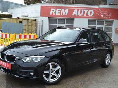 gebraucht BMW 320 d Touring Leder;LED;Sitzh;Navi;Einparkh;TOP-Ausst.