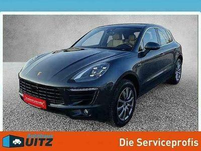 gebraucht Porsche Macan S Diesel 3,0 DSG ***Luftfederung***