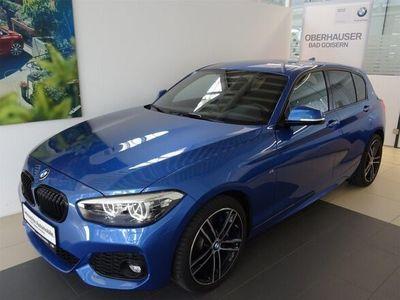 gebraucht BMW 120 1er-Reihe d xDrive Aut. Limousine