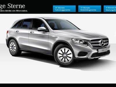 gebraucht Mercedes GLC250 4MATIC Aut.