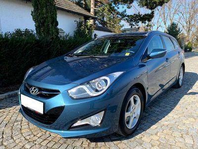 "gebraucht Hyundai i40 i40Europe 1,7 CRDi 130.Tkm ""Neu Pickerl"""