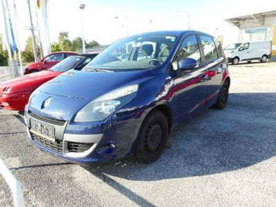 gebraucht Renault Scénic III 1,6 16V TomTom Edition 2011 Hi-Flex Kombi / Family Van,