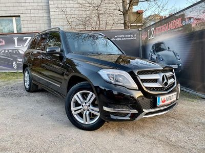gebraucht Mercedes GLK220 CDI 4MATIC BlueEfficiency A-Edition Plus Aut.