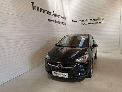 gebraucht Opel Corsa 1,4 Turbo Ecotec Edition Start/Stop System