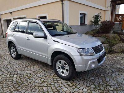 gebraucht Suzuki Grand Vitara Vitara1,9 VU DDiS basic SUV / Geländewagen