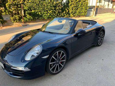 gebraucht Porsche 911 Carrera S Cabriolet 991 DSG
