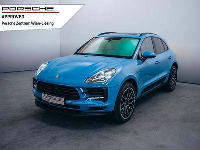 gebraucht Porsche Macan II SUV / Geländewagen,