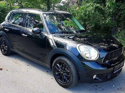 gebraucht Mini Cooper S Countryman Countryman Black Edition Kombi / Family Van