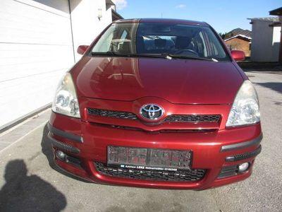 gebraucht Toyota Corolla Verso 2,2 D-4D 135 Linea Sol Ds.