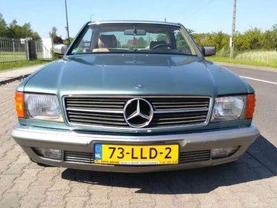 gebraucht Mercedes 380 SEC Coupé