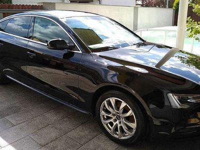 gebraucht Audi A5 Sportback 1,8 TFSI