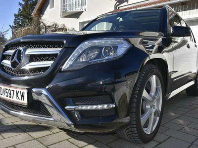 gebraucht Mercedes GLK350 CDI 4MATIC A-Edition Aut. AMG Pano LED Harman