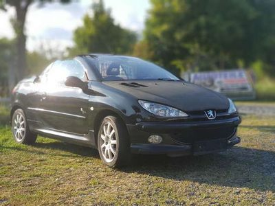gebraucht Peugeot 206 CC Black