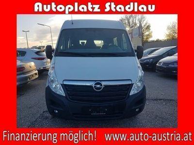 gebraucht Opel Movano Doppelkabine L2H2 2,3 CDTI 3,3t *FINANZIERUNG MÖG