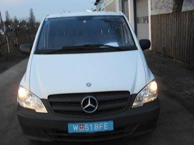 gebraucht Mercedes Vito 110 CDI BlueEfficiency Crew kompakt