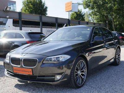 """gebraucht BMW 530 5er-Reihe d 20"""" Felgen NAVI LEDER PDC Limousine,"""