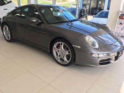 gebraucht Porsche 911 Carrera 4S 997 Coupé Tiptronic