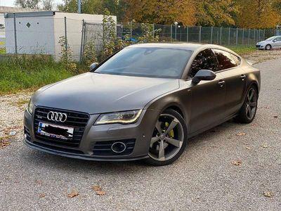 gebraucht Audi A7 Quattro S line Sportwagen / Coupé