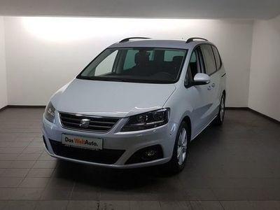 used Seat Alhambra Executive Plus TDI 4Drive