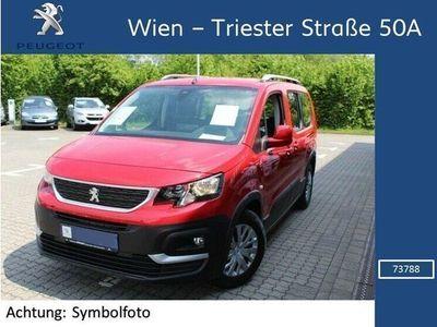 gebraucht Peugeot Rifter 1,2 PureTech 110 S&S Active Kombi / Family Van,
