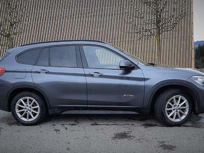 gebraucht BMW X1 Drive 18d SUV / Geländewagen