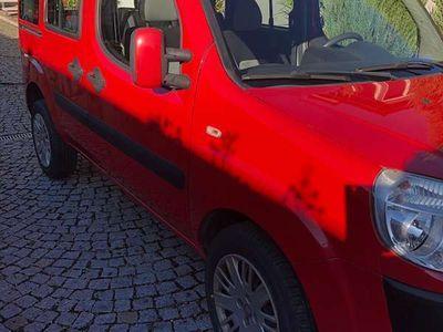 gebraucht Fiat Doblò 1,3 16V JTD Diesel Multijet Kombi / Family Van