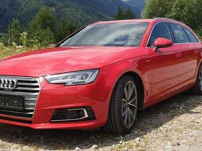 gebraucht Audi A4 Avant 2,0 TFSI quattro S-tronic S-line