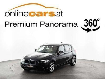 gebraucht BMW 118 1er-Reihe d xDrive LEDER NAVI LED SCHIEBEDACH Limousine,