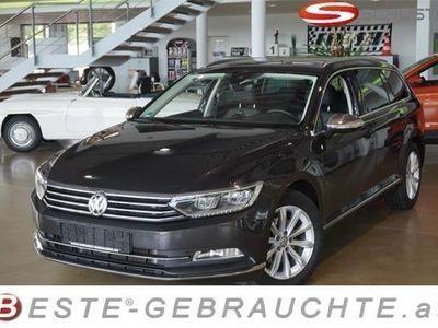 gebraucht VW Passat Var. TSI 1.8 BMT DSG Highline
