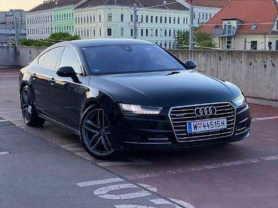gebraucht Audi A7 3.0 TDI quattro 272 ps Limousine