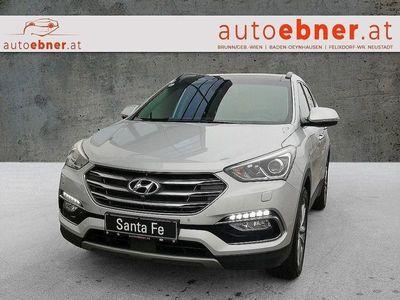 gebraucht Hyundai Santa Fe 2,2 CRDi 4WD Start-Stopp Aut. Platin