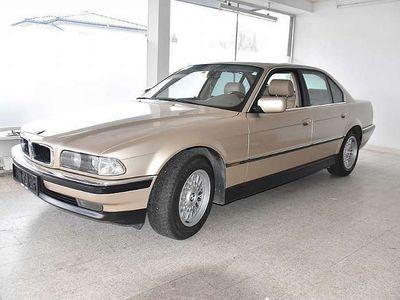 gebraucht BMW 740 7er-Reihe i Aut. Limousine