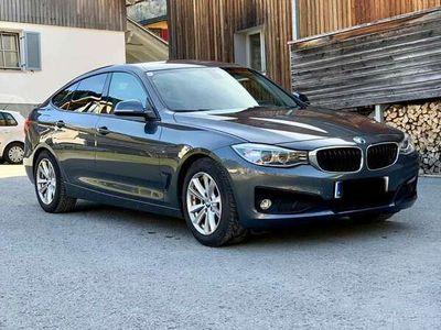 gebraucht BMW 318 Gran Turismo 3er GT Aut. Sport Line