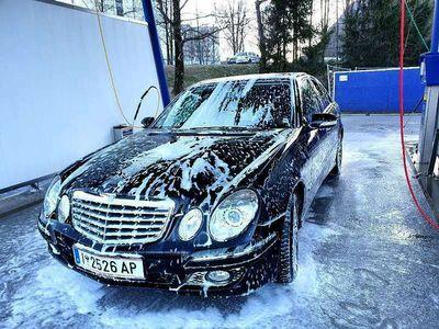 gebraucht Mercedes E320 E-KlasseCDI 4MATIC Limousine