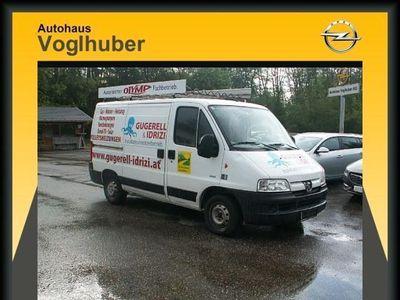 used Peugeot Boxer Bus 3000 L1H1 2,2 HDi