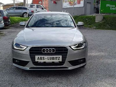 gebraucht Audi A4 Avant 2,0 TDI Daylight*Navi*Xenon*LED* Kombi / Family Van