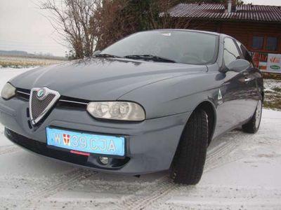 gebraucht Alfa Romeo 156 156 Alfa1.9 JTD Distinctive Limousine