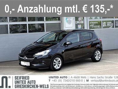 gebraucht Opel Corsa 1,4 *Navi via Mirror Link*Sitz+Lenkrad-heizung*uvm*