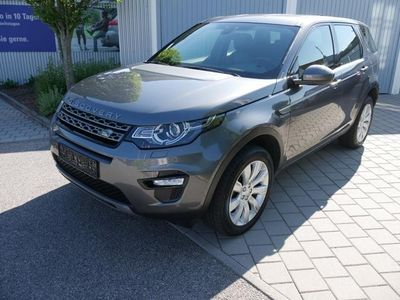 gebraucht Land Rover Discovery Sport 2.0 Td4 SE * AUTOMATIK AHK NA...