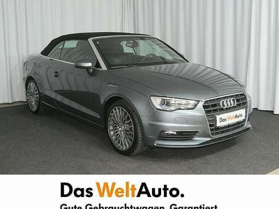 gebraucht Audi A3 Cabriolet 2.0 TDI Ambition Cabrio / Roadster,