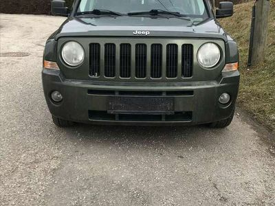 gebraucht Jeep Patriot 2.0 CRD DPF Limited