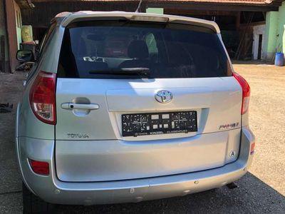 gebraucht Toyota RAV4 2,2 D-4D 180 4WD X