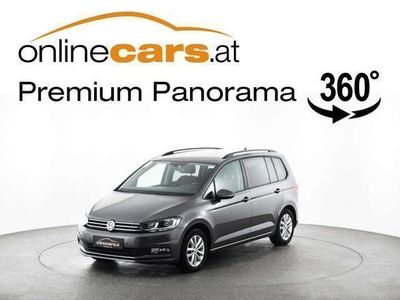 gebraucht VW Touran CL 2,0 TDI BMT SCR NAVI AHK SPORTSITZE SHZ Kombi / Family Van,