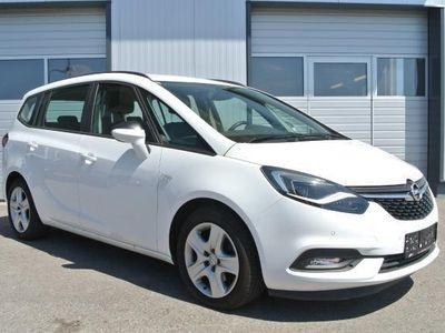 gebraucht Opel Zafira 1,6 CDTI BlueInjection Ö- Edition * LED * PDC * AHK * neues Modell !! Kombi / Family Van,