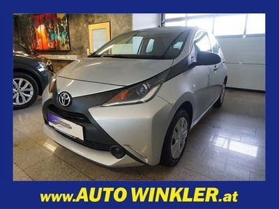 gebraucht Toyota Aygo 1,0 VVT-i x Limousine