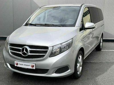 gebraucht Mercedes V220 d lang Aut. Leder/Navi/Rückfahrkamera