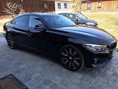 gebraucht BMW 420 4er-Reihe Gran Coupe d Sportwagen / Coupé